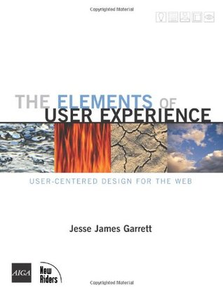 The Elements of User Experience: User-Centered Design for the Web (Voices (New Riders)
