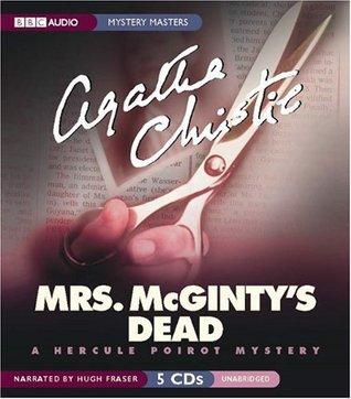 Mrs. McGinty's Dead (Hercule Poirot, #30)