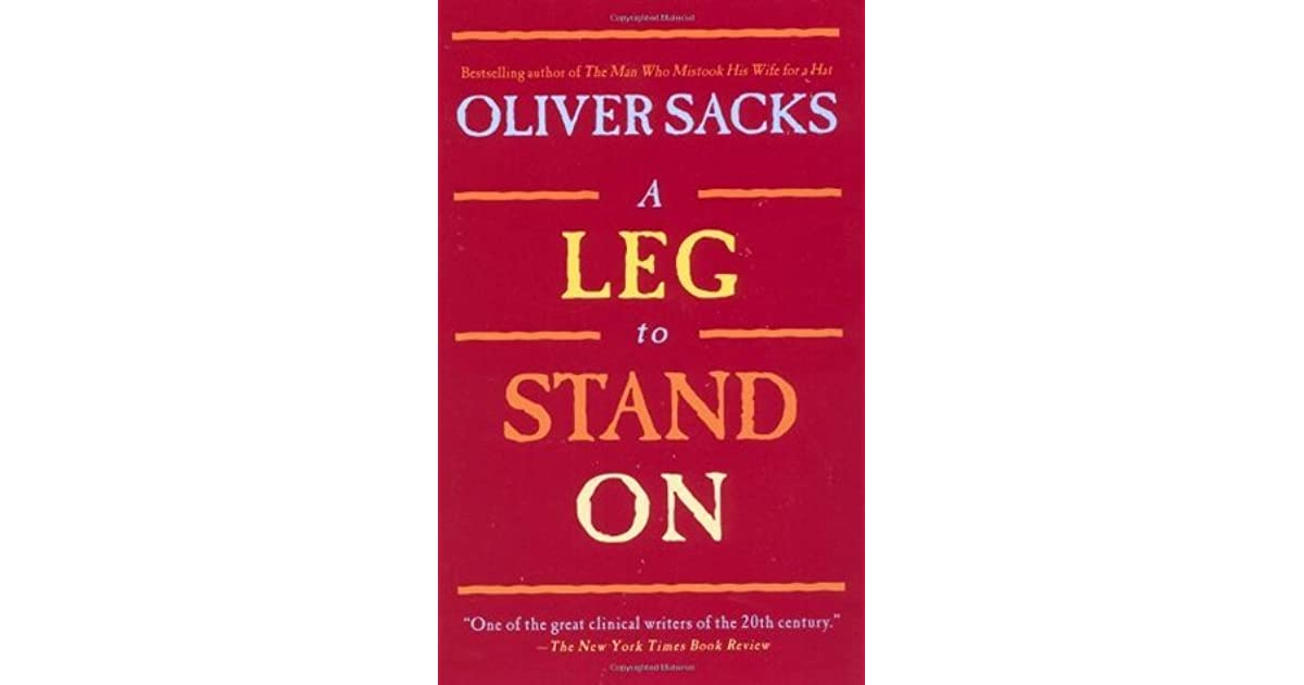 A Leg to Stand On: A Shared Journey of Healing