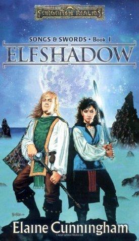 Elfshadow by Elaine Cunningham
