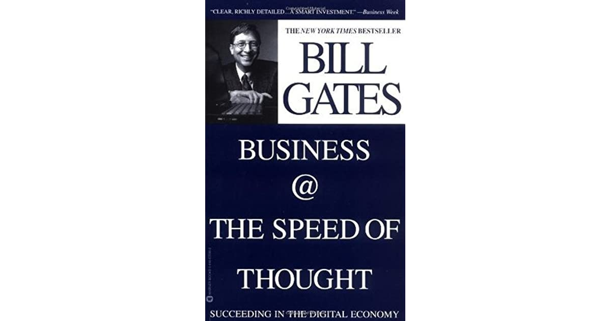 READ book Business at the Speed of Thought: Using a ...