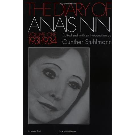 The diary of anas nin essay