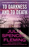 To Darkness and to Death (Rev. Clare Fergusson & Russ Van Alstyne Mysteries, #4)