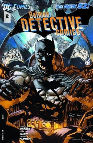 Batman Detective Comics #2