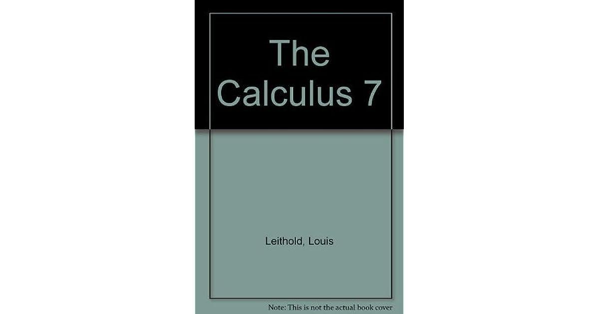 calculus ebook free 7 the