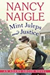 Mint Juleps and Justice (Adams Grove #5)