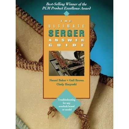 the ultimate serger answer guide troubleshooting for any overlock rh goodreads com Jackie Robinson 42 42 Movie