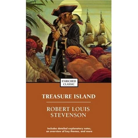 an analysis of the plot in treasure island by robert louis stevenson 'treasure island' was written by robert louis stevenson and published in 1883, although it previously appeared in children's magazine 'young folks' between 1881 and 1882 under the title of 'the sea cook' but it was later changed to 'treasure island.