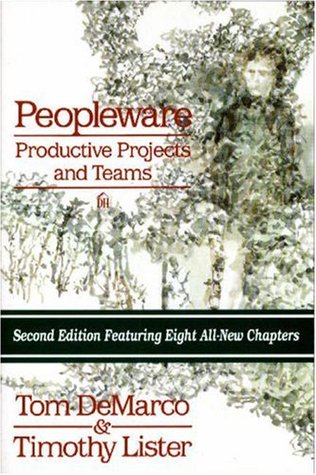 Peopleware by Tom DeMarco