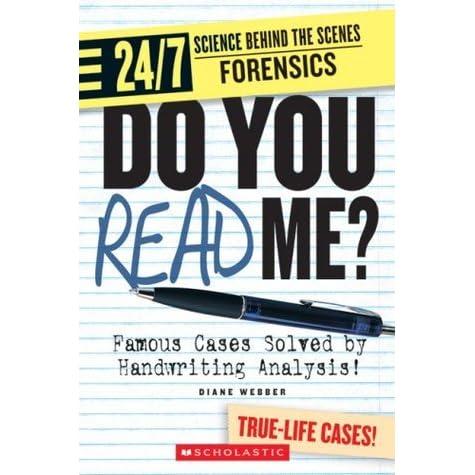 Handwriting analysis mixed cases