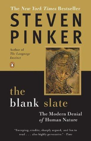 Steven Pinker-The Blank Slate