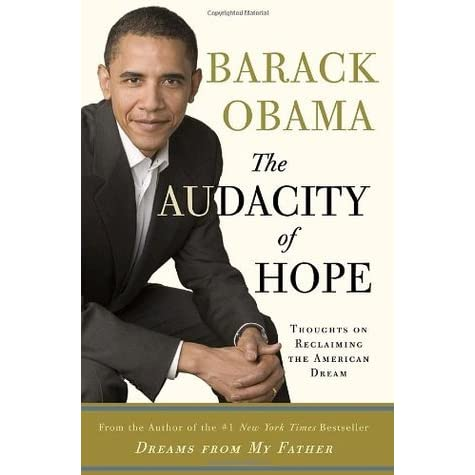Audacity Of Hope Ebook