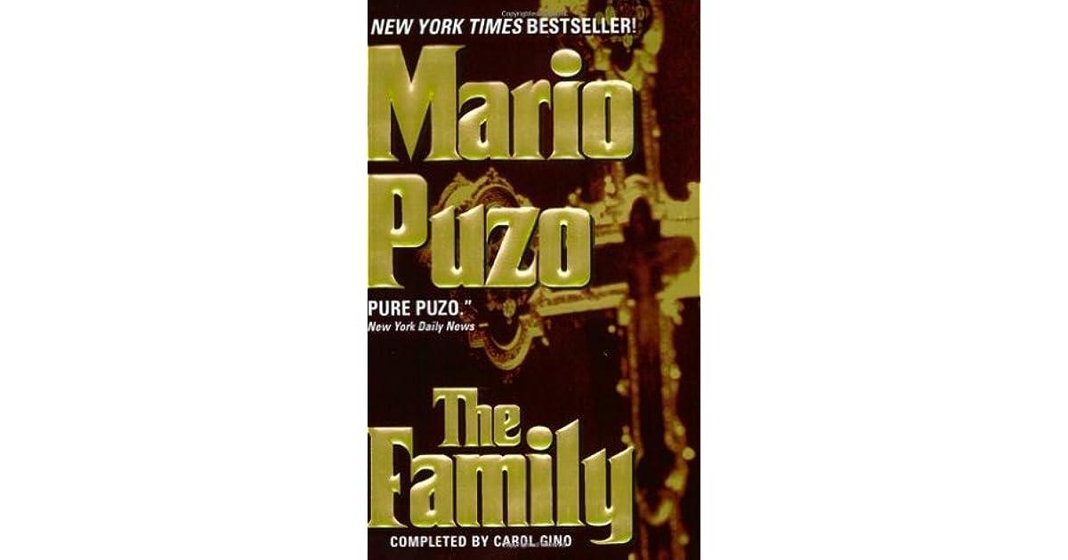 mario puzo novels pdf free