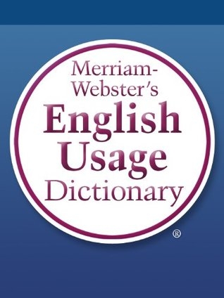 merriam webster dictionary book pdf
