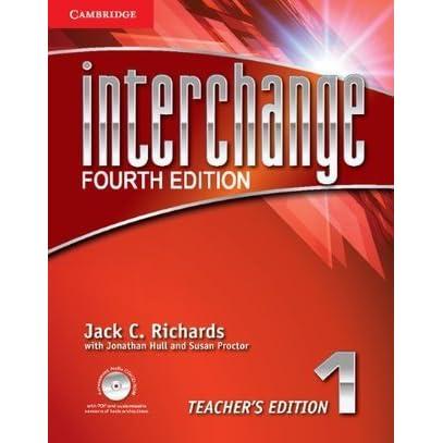 fourth edition teachers book interchange