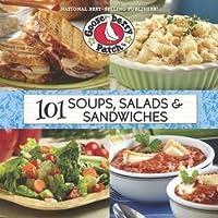 101 Soup, Salad & Sandwich Recipes (101 Cookbook Collection)