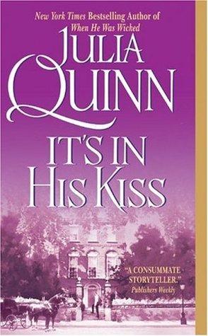 It's In His Kiss (Bridgertons #7)