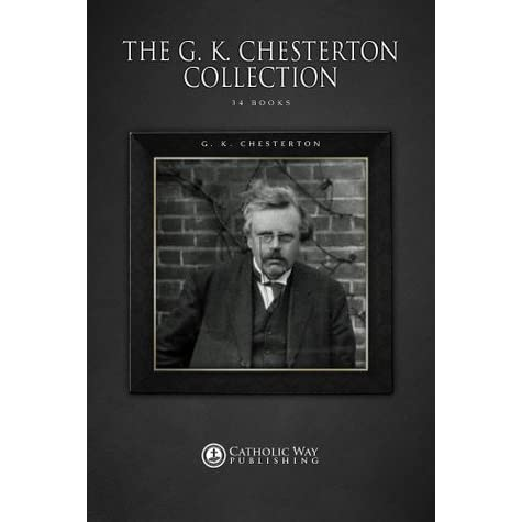 Top 10 Books by G. K. Chesterton