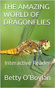 The Amazing World Of Dragonflies - Interactive Reader