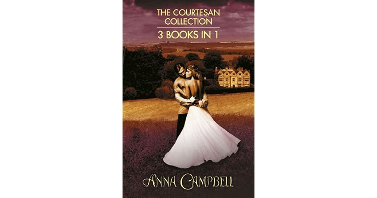 The Courtesan Collection By Anna Campbell