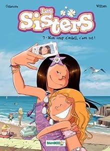 Mon coup d'soleil, c'est toi ! (Les Sisters, #7)
