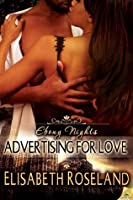 Advertising for Love (Ebony Nights)