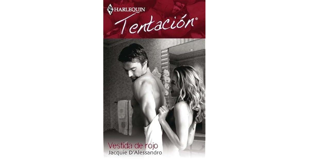Vestida de rojo (Tentación) (Spanish Edition)