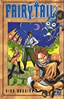 Fairy Tail, Tome 4 (Fairy Tail, #4)