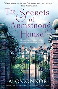 The Secrets of Armstrong House (Armstrong House #2)