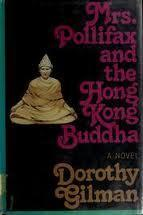 Book Review: Mrs Pollifax and the Hong Kong Buddha by Dorothy Gilman