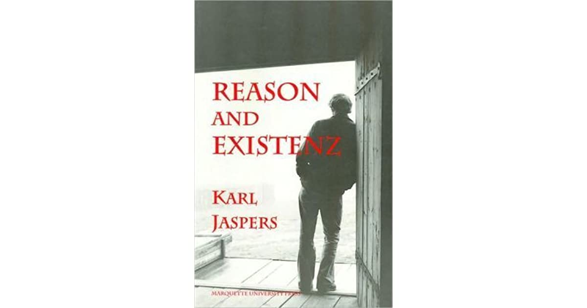 Reason and existenz by karl jaspers fandeluxe Image collections