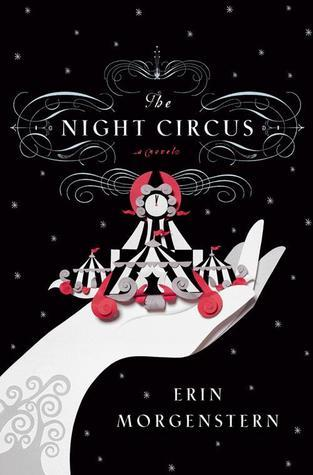 "Book cover of ""The Night Circus"" by Erin Morgenstern"