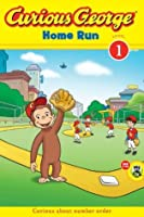 Curious George Home Run (CGTV Early Reader) (Green Light Readers Level 1)