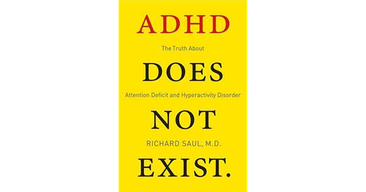 ADHD Does not Exist