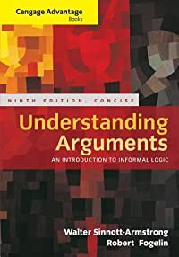 Understanding Arguments, Concise Edition