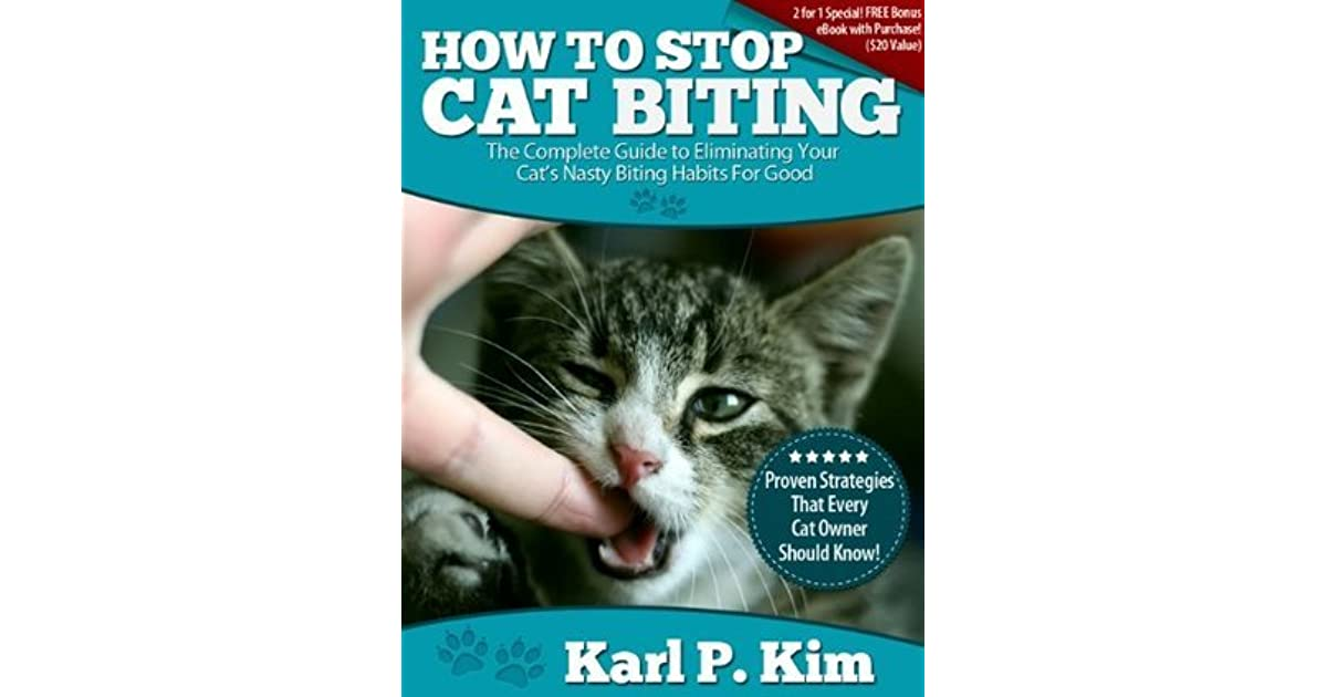 How to Stop Cat Biting: The Complete Guide To Eliminating Your Cat\'s ...