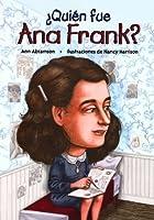 Quien fue Ana Frank?