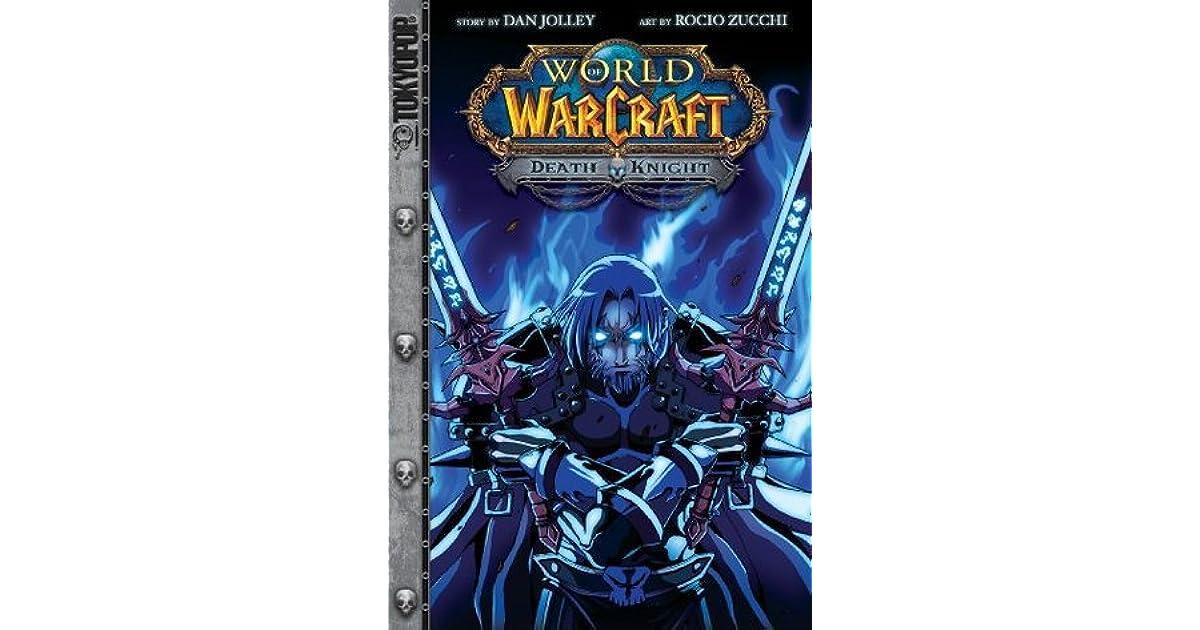 Warcraft: Death Knight by Dan Jolley