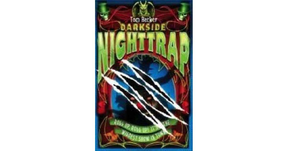 Nighttrap (Darkside, #3) by Tom Becker