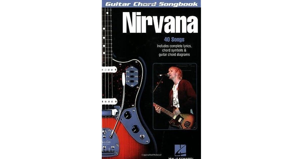 Nirvana Guitar Chord Song Book By Nirvana