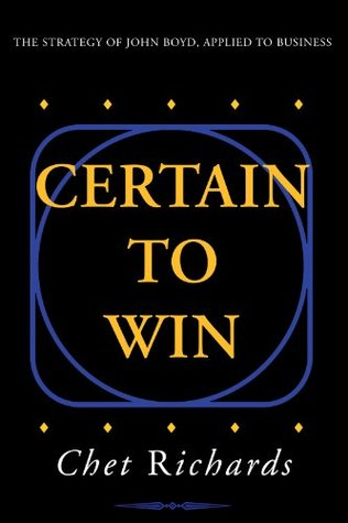 Certain to Win by Chet Richards