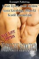 Midnight Seduction: Manlove Edition