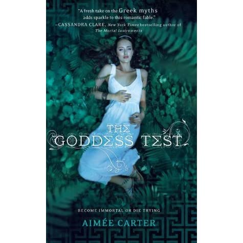 The Goddess Test Series Epub