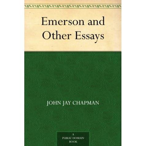 emerson english traits