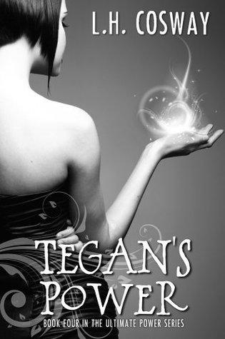 Tegan's Power (The Ultimate Power, #4)