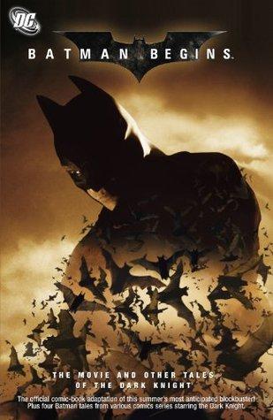 Batman Begins by Scott Beatty