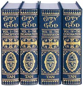 The Mystical City of God (4 Volume Set)