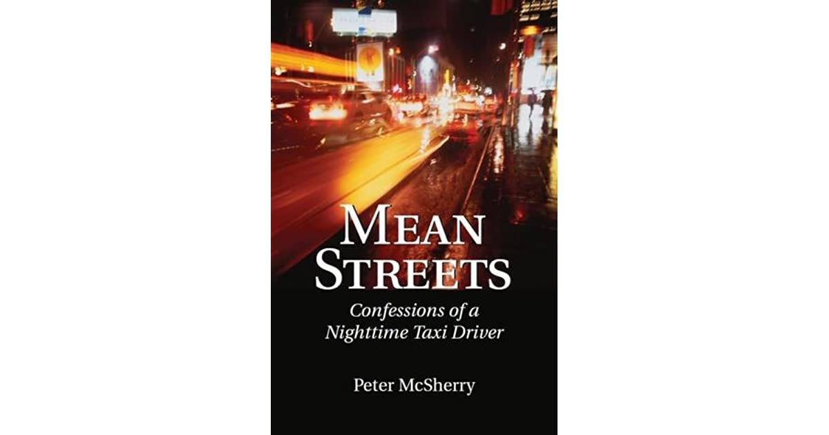 Confessions of a Nighttime Taxi Driver