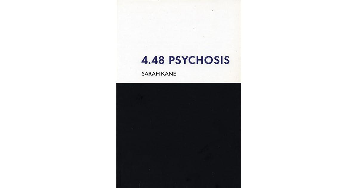 448 Psychosis By Sarah Kane