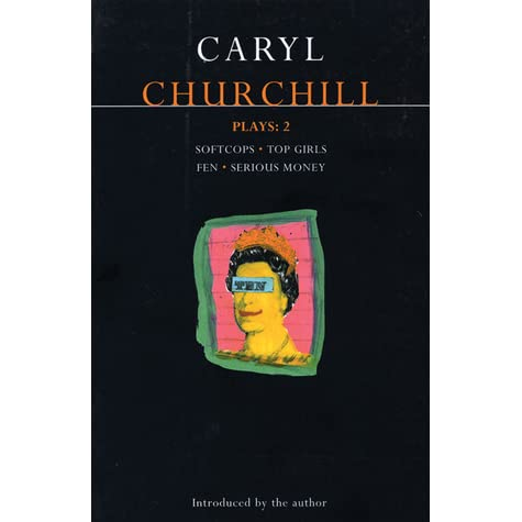 an overview of the life and role of caryl churchill an english playwright Notes for top girls topics: top girls as marlene's guests arrive and begin to share their life feminist playwright caryl churchill is known for her non.